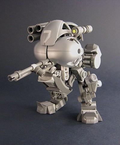 UM-5 War Doll Hardsuit