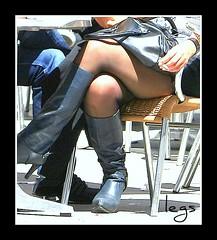 foto chica robada calle: