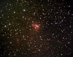 Nebula NGC1491 (leeshelp) Tags: space nebula deepsky ngc1491 spacepicture Astrometrydotnet:status=solved leeshelp Astrometrydotnet:version=11264 Astrometrydotnet:id=alpha20090537758398