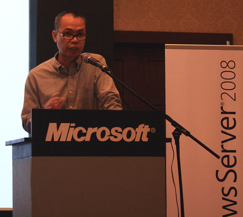 Microsoft launches Windows Server 2008 Foundation in Cebu