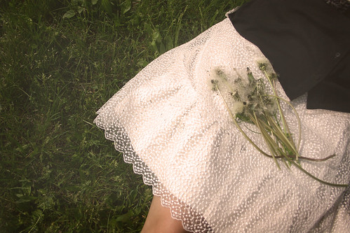 Milk Weed Skirt