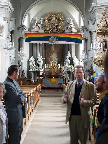 Parish Visit