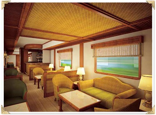 Train Chartering - Maharajas Express Machaan (tree house)