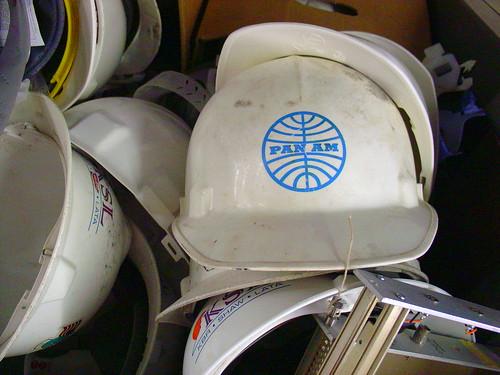 Pan Am Helmet