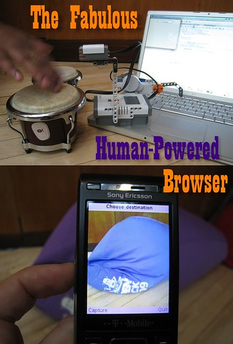 The Fabulous Human Powered Browser
