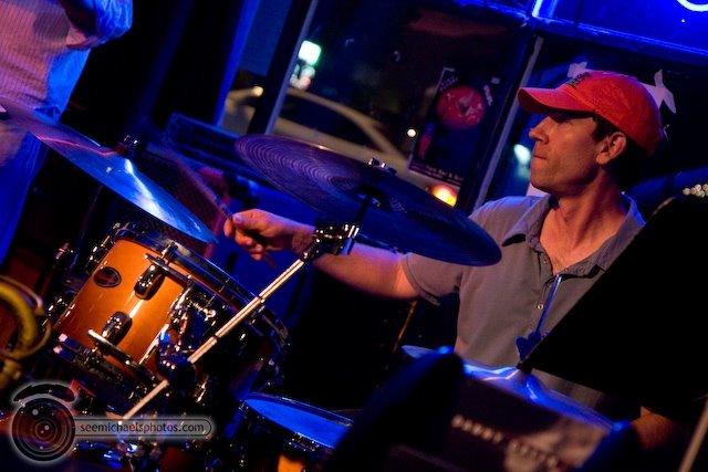 Danny Green Quartet at South Park Bar and Grill 51009© Michael Klayman-006
