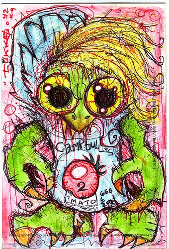 tOkKpost :: Snappy Warhol, plop-artist