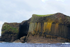 Impregnable Staffa (little_frank) Tags: ocean uk cruise sea wild sky cliff seascape black nature water beautiful beauty yellow rock wall clouds wonderful dark wonder landscape coast scotland boat highlands amazing fantastic scenery europe sailing place natural unitedkingdom britain great north dream dramatic rocky surreal scottish wave atlantic erosion formation fantasy shore foam british cave column rough geology wilderness fabulous marvel scape volcanic isle soe crociera masterpiece staffa waterscape marvellous scogliera scozia primordial geologic primeval columnarbasalt seabord mywinners scozzese ultimateshot