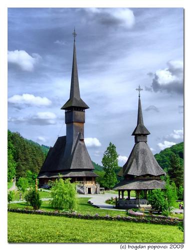 Monasterio de Bârsana, Maramureş