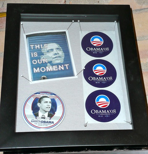 Obama Shrine by LauraMoncur from Flickr