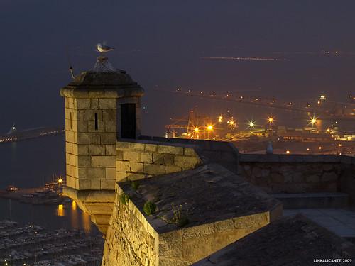 Castillo de Santa Bárbara