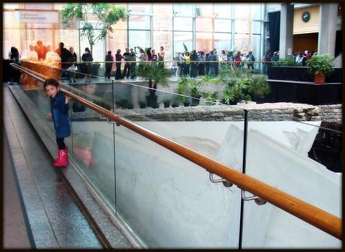 Au musée de la civilisation
