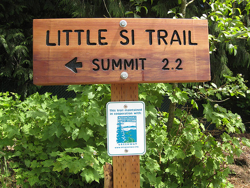 Little Si Trail