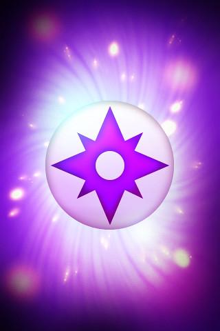 wallpaper violet. Violet Lantern