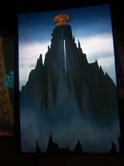 Emperor's New Groove projections at Disney Animation (Loren Javier) Tags: disneyland emperorsnewgroove californiaadventure hollywoodpicturesbacklot disneyanimation
