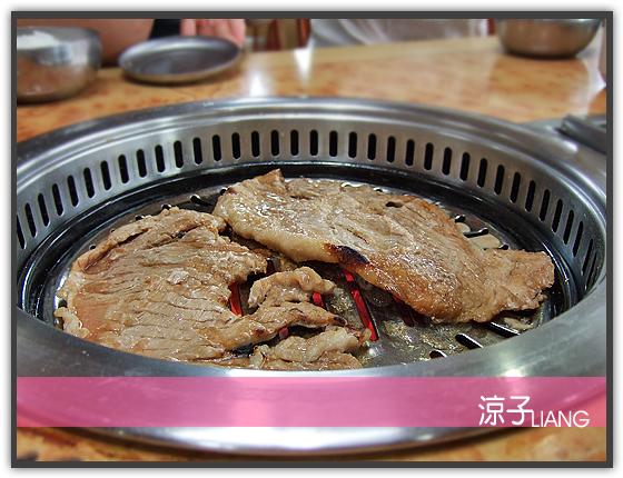 韓式炭火燒肉 道地小菜10