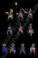 French Cuirassiers Dragoon