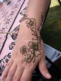 Summer hand