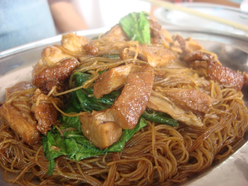 pork beehoon