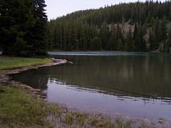 Flat Iron Lake.