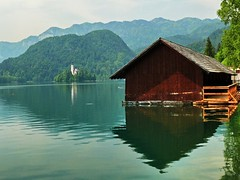 Lake Bled (werner boehm *) Tags: photo amazing group slovenia bled the colourartaward wernerböhm travelsofhomerodyssey