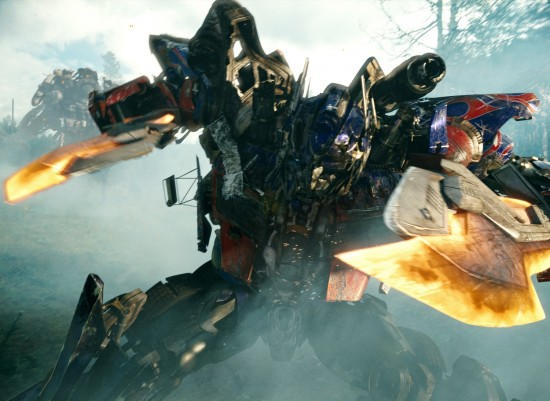 Badass Optimus
