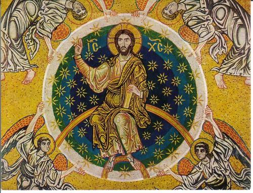 Christus Allherrscher