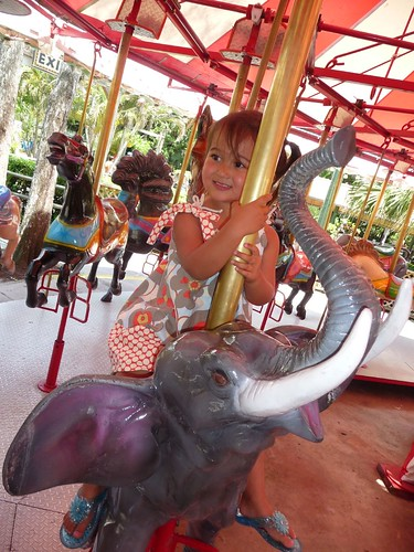 more merry-go-round.