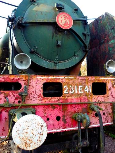 La locomotive de Saint-Pierre-des-Corps I