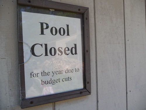closed for the year.