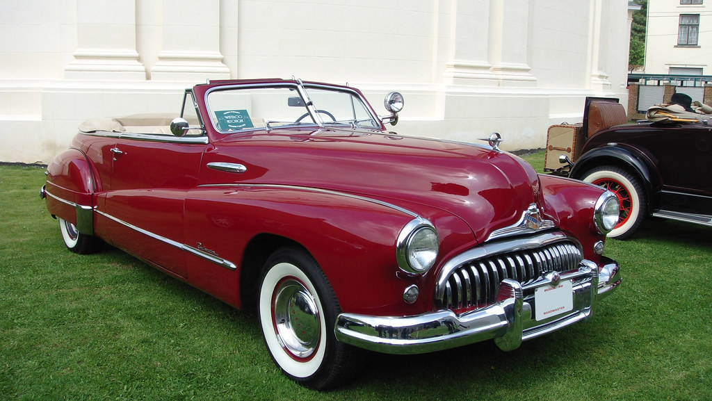 1948 Buick Roadmaster Convertible Images Pictures And Videos