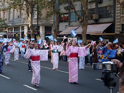 Desfile de la Comunidad japonesa en buenos aires - 6