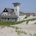 Oregon Inlet life saving station