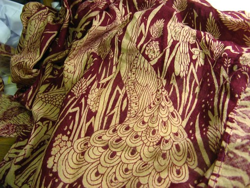 old indian print skirt (by gramarye)