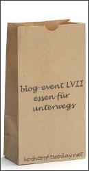 Blog-Event LVII - Essen f�r unterwegs (Einsendeschluss 15. Juni 2010)