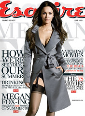 Megan Fox Esquire Magazine Cover