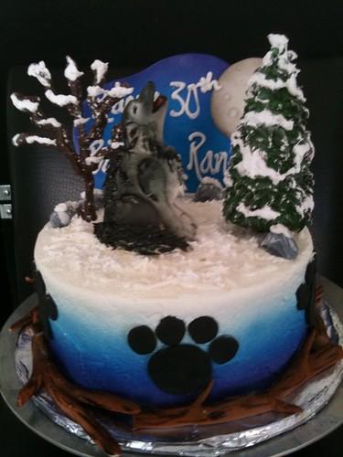 wolf cake Beth