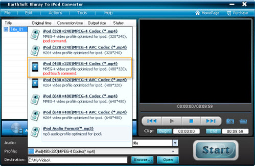 Best Present for iPod User — EarthSoft Bluray To iPod Converter 4634319476_26fa10eea4