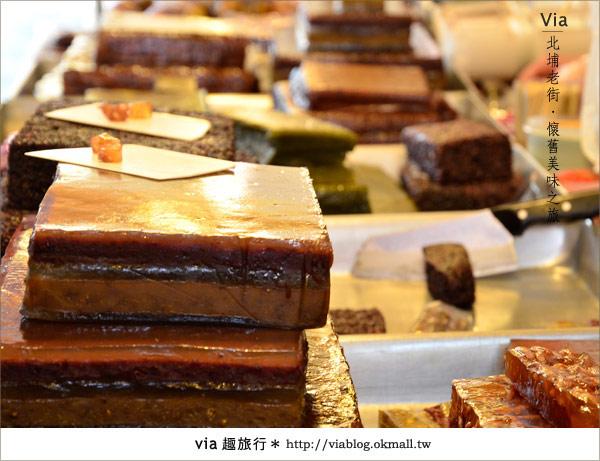 【新竹一日遊】北埔老街~在古廟舊巷內尋找專屬客家的美食16