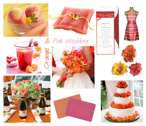 Sweet, Not Sour: A Citrus Wedding