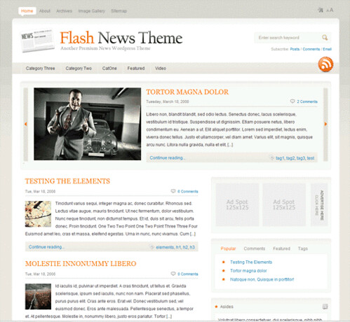 20 Flash News