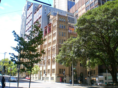 Scots Presbyterian Church Sydney (view no. 1) in 2009 by you.