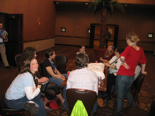Impromptu WiT Gathering at CodeMash