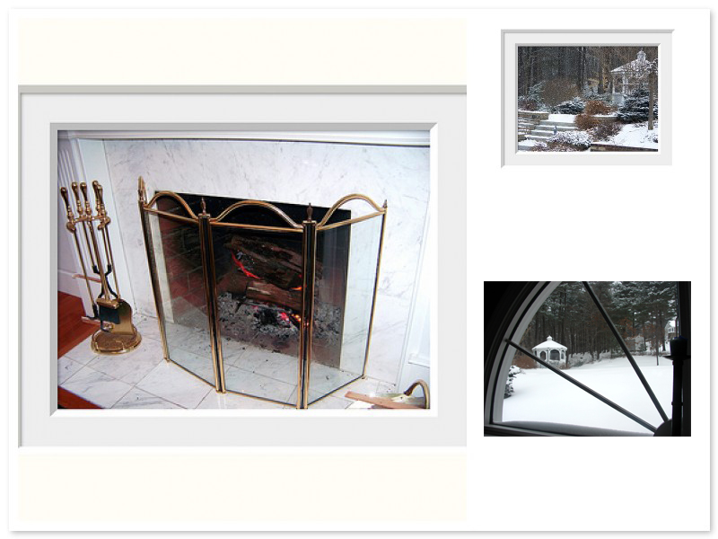 Fireplace-and-gazebo-window
