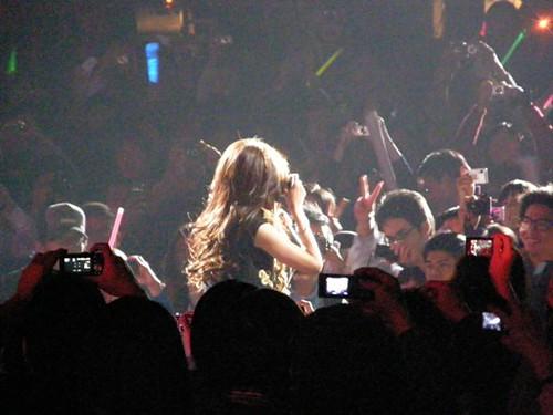 你拍攝的 2009-陳綺貞演唱會。