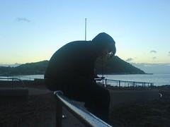 Poet (robin.croft) Tags: sunset poet songwriter
