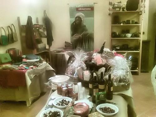 Meratino Commercio equo e solidale - Natale '08, Sansepolcro
