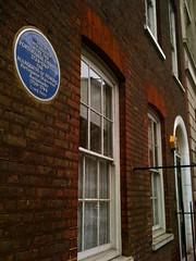 Marqus de Pombal Ambassador residency in Soho, London (dpereira) Tags: london soho marquesdepombal