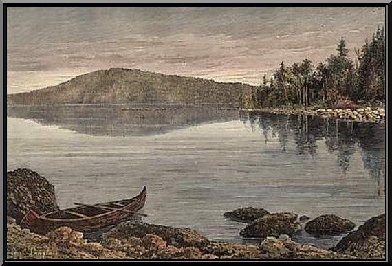 Canada - Lake