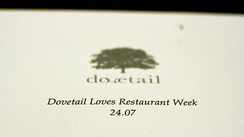 Dovetail Loves RW